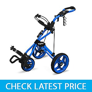 Clicgear-Rovic-RV3J-Push-Cart-for-Junior-Golfers