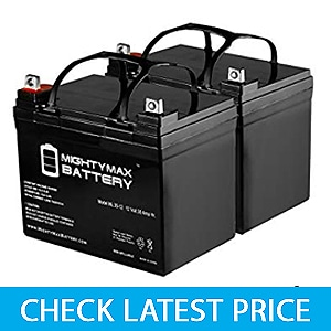 ML35-12 - 12V 35AH Sealed AGM Battery