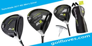 TaylorMade 2017 M2 Men's Driver