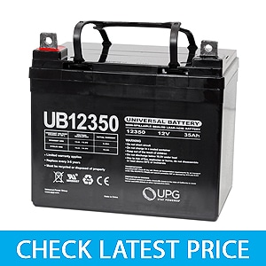 UPG UB12350 Group Battery
